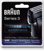 Braun 7505 Shaver Replacement Foil & Cutter 7000FC / 30B