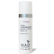 M.A.D Skincare Anti-ageing Youth Transformation Retinol Complex Serum 1%