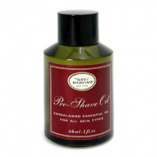 Pre Shave Oil - Sandalwood Essential Oil ( For All Skin Types ) 60ml/2oz