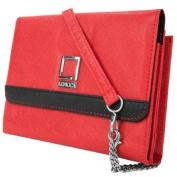 Nikina Woman's Clutch Crossbody Fashion Handbag for Tablets and Cell Phones