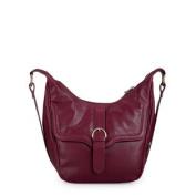 Women Crossbody Bag (Burgundy)