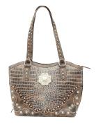 Western Handbag Womens Bucket Concealed Weapon N7530227