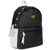 Mini Rivets Vegan Leather Cute girl purse-style backpack
