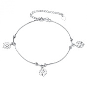 Sterling Silver Anklet Jewellery for Women