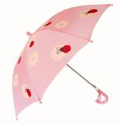 Lady Bug Girls Umbrella