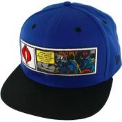 G.I. Joe Cobra Comic Panel Men's 9FIFTY Snapback Baseball Cap