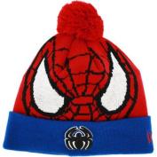 Spider-Man Big Face Woven Biggie Knit Cap