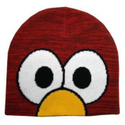 Sesame Street Elmo Eyes Knit Beanie Hat
