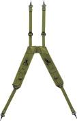 Olive Drab H Style Nylon LC-1 Suspenders