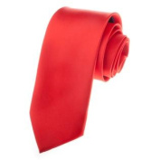 Wholesale 10 Pcs Mens Red Necktie Formal Neck ties Breast Cancer Awareness Ties