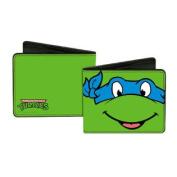 TMNT Cartoon TV Series Leonardo Bi-Fold Wallets