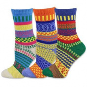 TeeHee Winter Crew Fun Socks Multi Packs - BDE