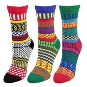 TeeHee Winter Crew Fun Socks Multi Packs - 3ACE