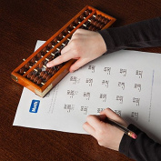 Japanese Soroban Wooden Abacus
