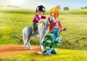 Playmobil 6950 Walk with Pony