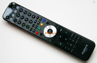 Humax RM-F04 Original Remote Control for HD-FOX T2 & HDR-FOX T2 Receivers
