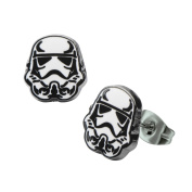 Star Wars Stormtrooper Earpin set