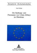 Die Siedlungs- Und Flurnamen Von Urbeis (Orbey) Im Oberelsass  [GER]