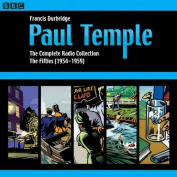 Paul Temple: The Fifties [Audio]
