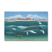 David Dunleavy 'The Endangered Species' Canvas Wall Art