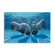 David Dunleavy 'Who Invited Him' Canvas Wall Art