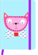 GreenJournal Large Larsen Funny Cats