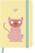 GreenJournal Small Larsen Funny Cats