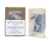 Soap - Lavender Olive Leaf By the Grapeseed Co