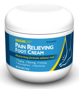 Pain Foot Cream Homoeopathic by MagniLife 120ml/113g