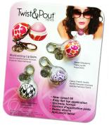 Twist & Pout Moisturising Lip Balm By Revo
