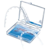 Our Bestseller Orthodontic Braces Lip Guard Protector Shield (1 set - Upper - Lower teeth) by Braces Lip Protector
