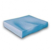 "AliMed Basic T-Foam Cushion, Hard, 46cm x 41cm x 2"" by AliMed"