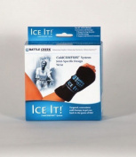 Ice It! ColdCOMFORT Wrist Therapy System Ice Pack 13cm x 18cm by MAGNIFYING AIDS