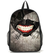 Tokyo Ghoul Anime Cosplay Kaneki Ken cosplay school bag Travel Rucksack Student's Backpack Shoulder Book Bag