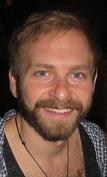 The Younger Looking Beard (Dark Blonde) Beard and Moustache Darkener. Non Allergenic. 1 Minute Brush On