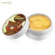 Secret Key Gold Racoony Hydro Gel Eye & Spot Patch 90pc