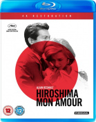 Hiroshima Mon Amour [Region B] [Blu-ray]