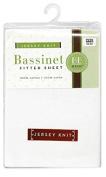 Jersey Knit Knitted Bassinet Sheet