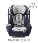 Maxi-Cosi Pria 85 Car Seat Pad, Brilliant Navy