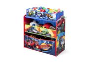 Delta Children Multi-Bin Toy Organiser, Nick Jr. Blaze/The Monster Machines
