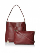 SOCIETY NEW YORK Women's Bucket Bag, Wine