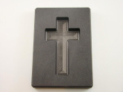 150ml Gold Custom Cross High Density Graphite Mould 90ml Silver Necklace 5.1cm - 1.9cm