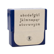 2 MM Verona Lowercase Alphabet Letter Stamp Set for Stamping Metal Jewellery