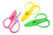 Super Snip Scissors, Mini 7cm X 4.4cm , Various Colours, Includes Safety Cover