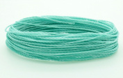 MINT 1mm Waxed Polyester Twisted Cord Macrame Bracelet Thread Artisan String