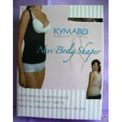 Kymaro Body Shaper, Black, Size Large, 36-38,