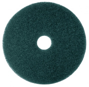 3m Blue Cleaner Pad, 43cm , 5/Case