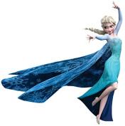 Frozen Elsa MAGIC Wall Decal, Bedroom, Living Room, Any Room Wall Art, Home Decor, Custom Vinyl, Vehicle Decals