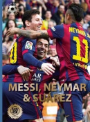 Messi, Neymar, and Suarez