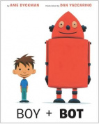 Boy and Bot [Board Book]